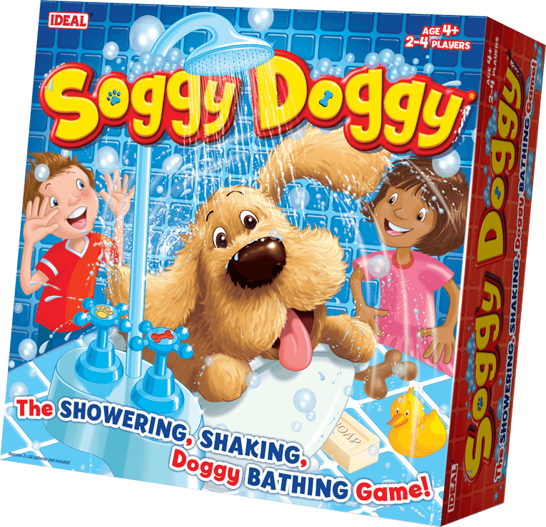 Soggy Doggy Game The Toy Verdict